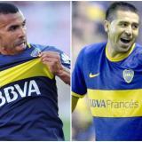 Dura polémica Tevez-Riquelme: ¿jugar en China es traicionar a Boca?