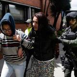 A puerta cerrada comienza imputación de cargos por atentado en Andino