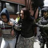Este martes imputan cargos contra capturados por atentado en el Andino