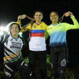 Oro, plata y bronce para Atlántico en bicicross y levantamiento de pesas