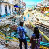 Quejas de comerciantes por retraso de 6 meses en peatonalización del Centro