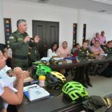 Consejo de Seguridad y Convivencia Ciudadana en Valledupar.