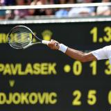 Djokovic alcanza tercera ronda de Wimbledon por novena vez consecutiva