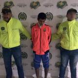 Capturan a hombre que asesinó de un tiro a su expareja en Malambo