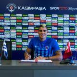 Michael Rangel, nuevo jugador del Kasimpasa de Turquía