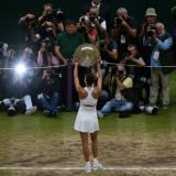 De Conchita Martínez a Muguruza, las últimas 21 ganadoras de Wimbledon