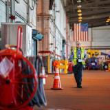 Un mecánico de aviones de 91 años alcanza un récord mundial en NYC
