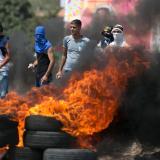 Mueren tres palestinos y 3 israelíes en varios choques
