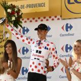 Warren Berguil gana Premio a la Combatividad del Tour
