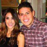Daniela Ospina confirma su divorcio de James Rodríguez