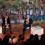 """""""Comienza en firme la dejación de armas"""": Santos"""