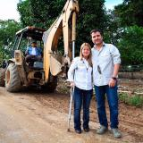 Empalme entre Elsa Noguera y Jaime Pumarejo arrancó en Mocoa