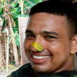 Gustavo Arrieta, policía muerto durante el hostigamiento.