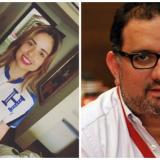 Denuncian a congresista Andrés Villamizar por atacar a su exesposa, hija de Jorge Luis Pinto