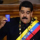 Maduro ofrece la mano a Trump, pero persiste en amenazas