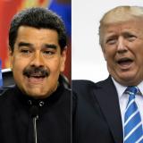 """Constituyente apoya a Maduro ante """"infames amenazas"""" de Trump"""
