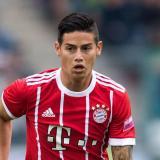 """""""Decidiremos si James juega ante Hoffenheim"""""""