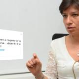 El trino de Claudia López que no cayó bien durante la despedida del Papa