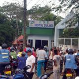 Atacan una estación de Policía en Tierralta, Córdoba; un subintendente quedó herido
