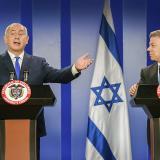 """Netanyahu pide desde Colombia unión contra la """"amenaza"""" de Irán"""