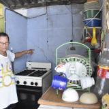 Afectados por caída del edificio Blas de Lezo aún esperan ayuda