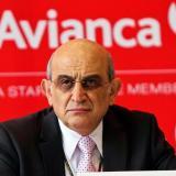 Germán Efromovich, máximo accionista de Avianca