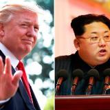 "Trump llama ""demente"" a Kim Jong-Un"
