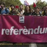 Tensión en Barcelona por referéndum de independencia