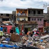 Un año después del huracán Matthew, Haití es más vulnerable que nunca