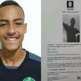 Jugador de inferiores del Barranquilla FC está perdido desde el 5 de octubre