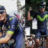 Los colombianos Anacona y Betancur renuevan con el Team Movistar