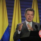 Inversión extranjera crece por seguridad jurídica y física: presidente Santos