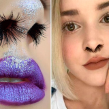 Extensiones de pelo en la nariz, la extraña 'tendencia' que se toma Instagram