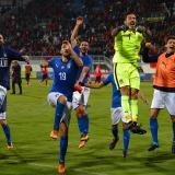 Italia, cabeza de serie en sorteo de repesca europea para Rusia 2018