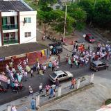 Bloqueo de vías en la Circunvalar por doble protesta