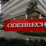 Fachada de las oficinas de Odebrecht.