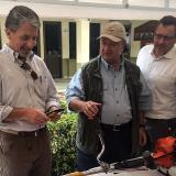 EEUU entrega herramientas para erradicar cultivos ilícitos