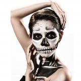 Tendencias de maquillaje para sorprender en Halloween