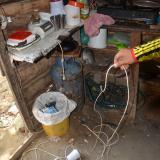 Joven de 16 años se electrocuta tras conectar nevera