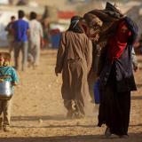 Bombardeo aéreo deja 22 muertos al este de Siria