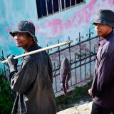 Comenzó el censo de las 'estatuas humanas' en Cartagena