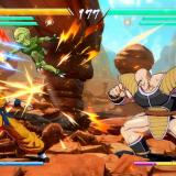 Aspecto del juego Dragon Ball FighterZ