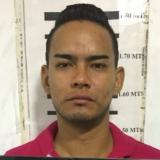 Manuel Carrillo Carreño, capturado.