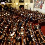La agenda legislativa de paz, en su peor momento el Cogreso.