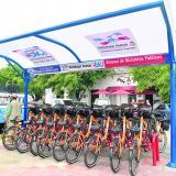 Con arte y pedagogía se fomenta el uso de la bicicleta en Valledupar