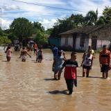 Invierno golpea al Magdalena y Cesar: inundados El Retén y Fundación