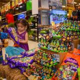 Ojo con el consumo de dulces en el Día de los Niños