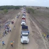 Invías exige reanudación de obras en Vía de la Prosperidad