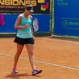 'Mafe' Herazo, por el título del ITF futuro en Pereira