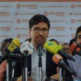 Opositor venezolano Freddy Guevara pide refugio en Embajada de Chile en Caracas